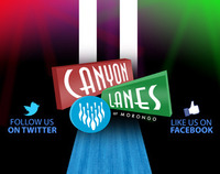 Canyon Lanes Social Media