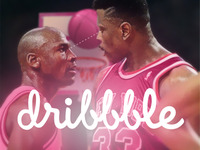 Welcome Dribbble !