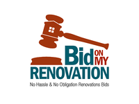 Bid on my renovation logo