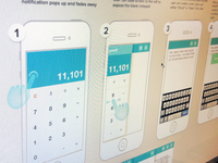 User flow iphone app