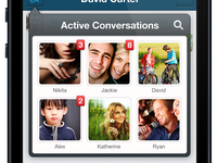 Active Conversation - iOS/iPhone