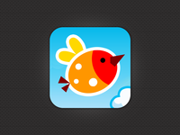 Happy Birds App Icon