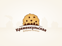 Logo for biscuit factory Kremenkulskaya