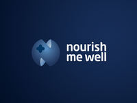 Nourish Me Well Logotype