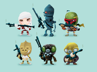 THE BOUNTY HUNTERS!!!