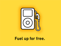 Fuel up for free