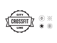 CrossFit City Line Logo 2