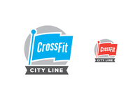 CrossFit City Line Logo 4