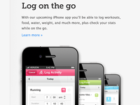 Log On The Go