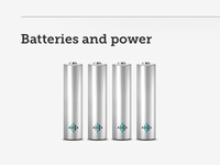 Aria Batteries