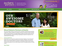 Pediatric Partners Website