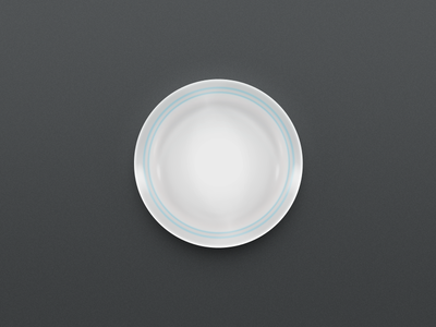 Download One Layer Style: Plate