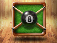 Final Billiards Icon