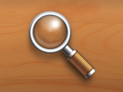 Download Magnify Icon Final PSD