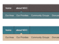 Doncaster NDC Navigation Interface Concepts