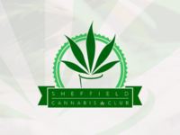 Sheffield Cannabis Club Branding