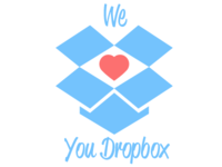 We love Dropbox