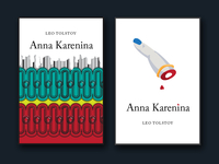 Anna Karenina covers