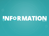 Information Design - header