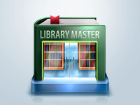 Icon For Library