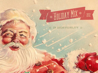 Holiday Mix 2012 CD Cover