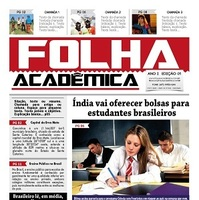 Capa para Jornal (Cover for Newspapers)