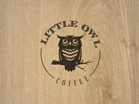 Little Owl Coffee Logo