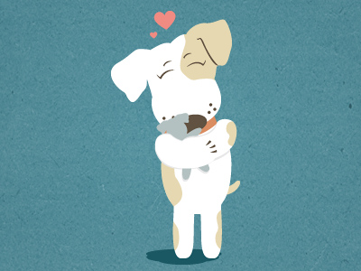 Pet-illustration-baby-wags