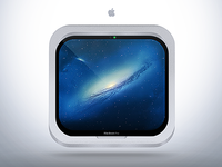 New MacBook Pro Retina iOS icon