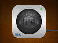 Mini2-speaker-icon-brushed-metal-shot_teaser