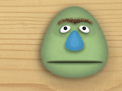Muppet-head-wip