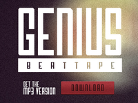 Genius Instrumental Album Music Player