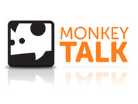 Logo Concept for Monkey Talk