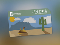 Sonoran Desert Bus Pass