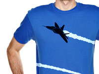 T-shirt - Fighter Jet