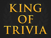 King of Trivia Logo