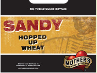 Mother's Brewing Company Sandy One