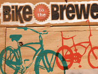 Bike to the brewery