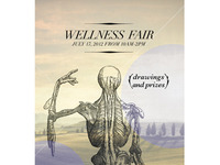 In Progress: Wellness Fair Poster