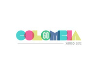 Go Colombia Logo Secondary