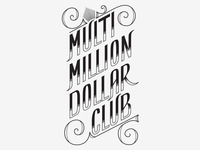 Multi Million Dollar Club Logo