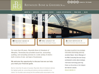RBG Website - Version 2