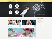 Lemon & Loop Home Page - Part II