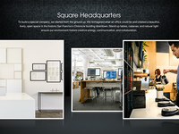 Square Careers Site – Gallery