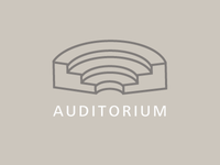 Auditorium Pictogram