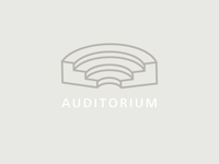 Auditorium Icon