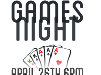Games night spring 2013