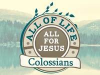 Colossians series title slide