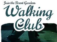 Walking Club poster