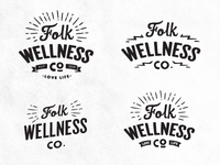 Folk Wellness Co. Concepts